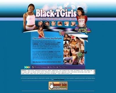 Black TGirls